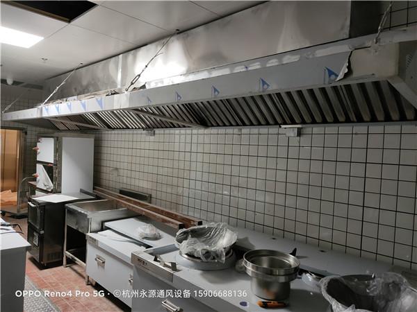 萧山区不锈钢风管安裝中的噪声如何预防